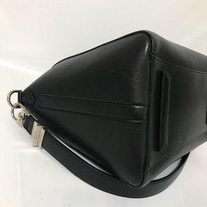 Givenchy Bags - Authentic Givenchy Goatskin Medium Antigona Black